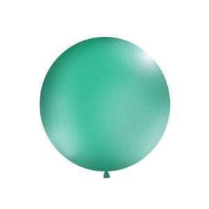 Gigantisk Rund Ballong Skogsgrønn