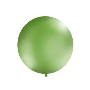 Gigantisk Rund Ballong Grønn