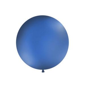 Gigantisk Rund Ballong Marineblå