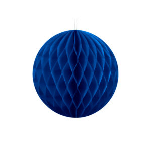 Honeycomb Marineblå 40 cm
