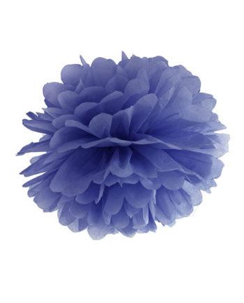 Pom Pom Marineblå 25 cm