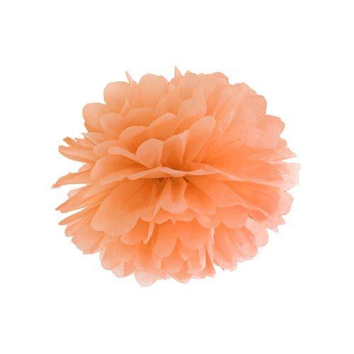 Pom Pom Oransj 35 cm