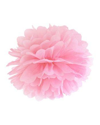 Pom Pom Dus Rosa 35 cm