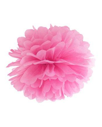 Pom Pom Rosa 35 cm