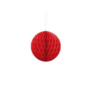 Honeycomb Rød 10 cm