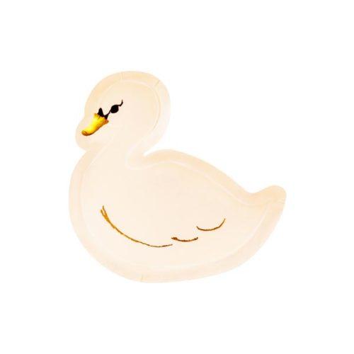 Lovely Swan Tallerkener