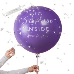 Big Surprise Inside Ballong