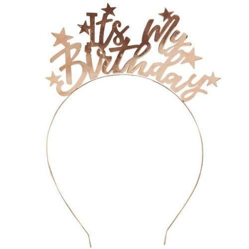 It`s My Birthday Hårbøyle