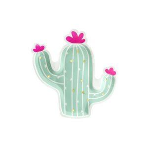 Kaktus Tallerkener