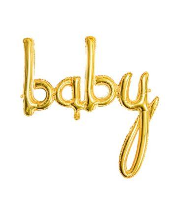 Baby Ballongrekke Gull