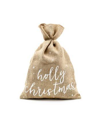 Striesekk Holly Christmas