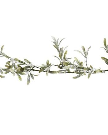 Kunstig Mistletoe Girlander