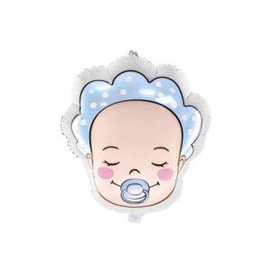 Folieballong Baby Boy 45cm