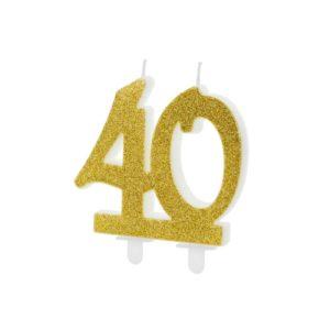 Kakelys 40 årsdag