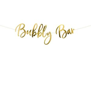 Bubbly Bar Banner