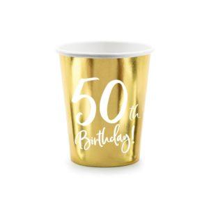 Pappkopper 50 årsdag