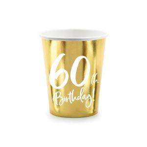 Pappkopper 60 årsdag