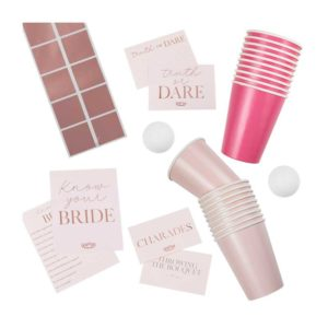 Bride to Be Party Games
