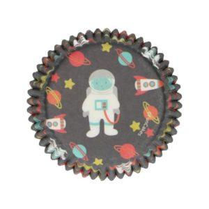 Muffinsformer Space 48 stk