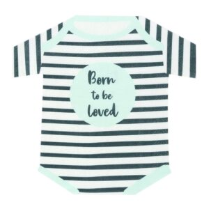 Born to be loved Servietter Mint