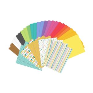 Farget Papir A4 170g Sterke farger