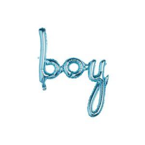 Ballongrekke Boy Blå