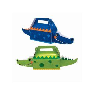 Krokodille Godtebokser