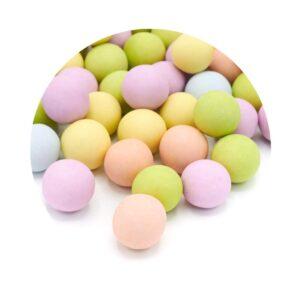 Happy Sprinkles Kakestrøssel Sjokoladekuler XXL Pastell 130g